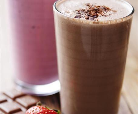 Il milkshake è una specialità americana che si ritrova anche nelle note catene di fast food presenti lungo tutta la penisola.