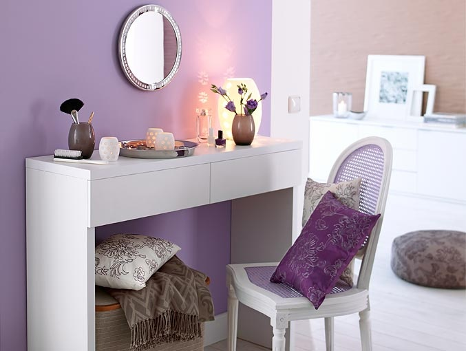 17 Best Images About Dressing Tables & Make-up Storage Ideas On Pinterest