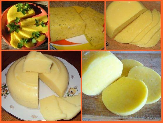 Домашний сыр 15 вариантов