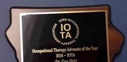 Northern Iowa Therapy #north #iowa #university http://england.nef2.com/northern-iowa-therapy-north-iowa-university/  # Northern Iowa Therapy is honored to accept Iowa Occupational Therapy Association's 2016 Advocate of the Year Award! Thank you LeAnne O'Brien, Iowa Occupational Therapy Association president, for nominating us! LeAnne had this to say. I nominate Northern Iowa Therapy in Waverly Iowa for Occupational Therapy Advocate for 2016 through the Iowa Occupational Therapy Association…