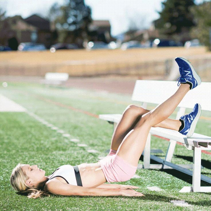 5 Day Workout Challenge From Emma Coburn