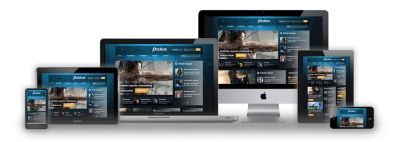 Scoop Innovative Webdesign - Iværksætterpakken professionel webløsning med gratis licens