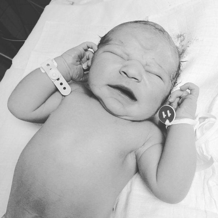 Our boy Artur Jozef #newborn