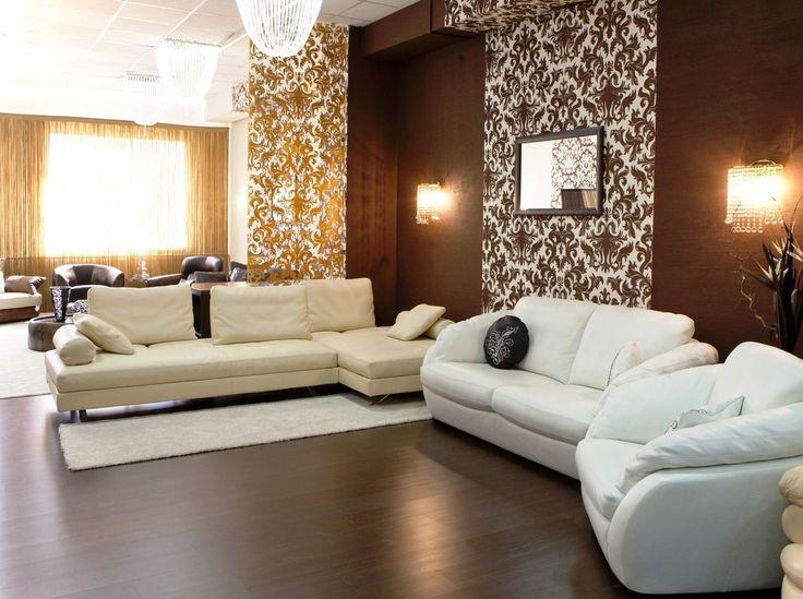 ehrfurchtiges wohnzimmer grun braun weis auflistung bild der cdcceaced living room brown ideas for living