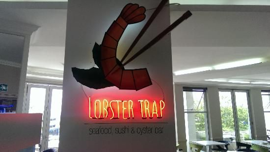 The Lobster Trap, next must try restaurant.