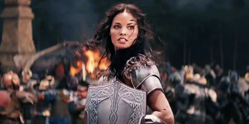 Jaimie Alexander To Play Lady Sif In Agents of S.H.I.E.L.D. Episode 15