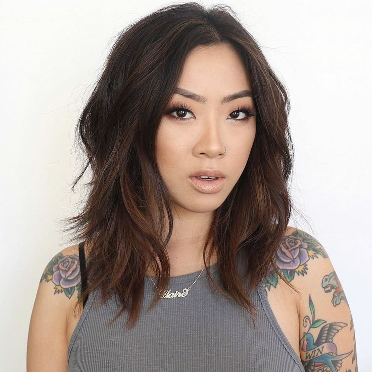 I know I've been against going short for awhile but now that it's done I think it could be just what I needed! Cut & color by my babe @annarunswithscissors by heyclaire