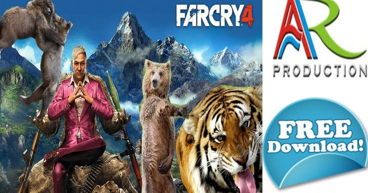 Far Cry 4 PS4, Xbox One, PS3, Xbox 360 & PC,  Download Far Cry 4 for FREE on PC, Utorrent, Crack + nosTEAM patch Full Version, Free Download For windows 7,8,8.1, XP,10, Highly Compressed Game  Far Cry 4 Game Make On Dunia Engine. System Requirement\  OS: Windows 7/8.1/10/XP - 64-Bit CPU: Intel i5-3550K  3.40GHz or AMD FX 8150  3.6GHz Short Time memory/RAM: 8GB Hard Drive: 50.0 GB Minimum Video Cards: NVIDIA GTX 660 or AMD Radeon R9 270 Driver for Microsoft DirectX: 11...