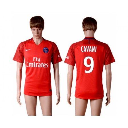 Paris Saint Germain PSG 16-17 Edinson #Cavani 9 Bortatröja Kortärmad,259,28KR,shirtshopservice@gmail.com