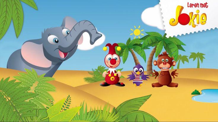 Jokie en Jet willen vandaag weten welk dier groot is en welk dier klein. Kun jij Jokie helpen?