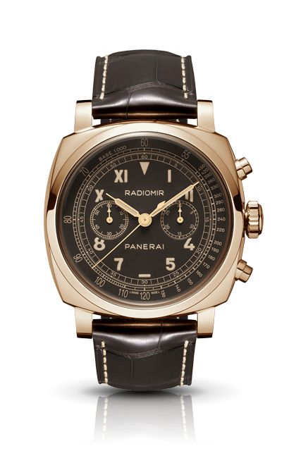 Panerai Radiomir 1940 Chronograph Oro Rosso, one of DOWNTOWN's Summer Timepieces #panerai