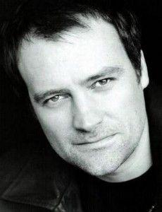 Lovely David Hewlett who plays Dr Rodney McKay in Stargate Atlantis
