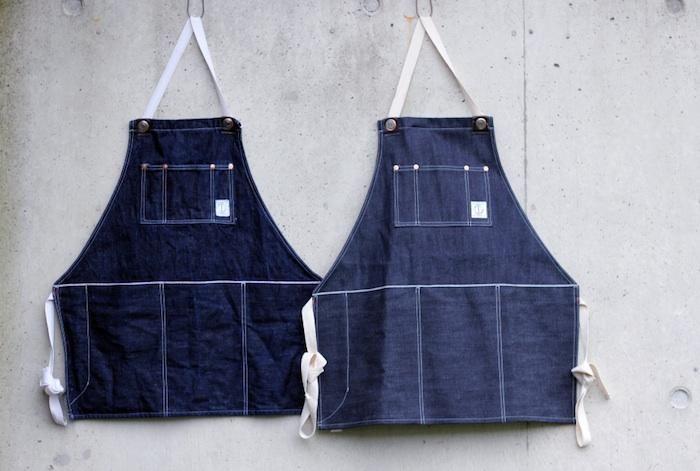 Dawson Denim mechanic apron