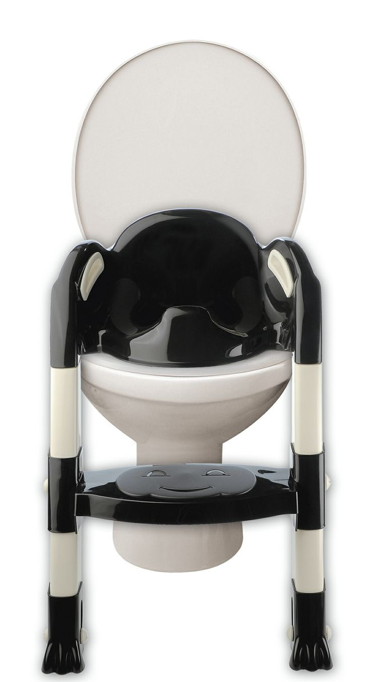 The Kiddyloo makes your child feel safe when potty-training.