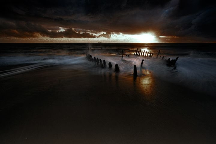 Wreck of the SS Dicky