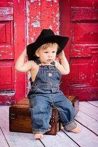 little cowboy...