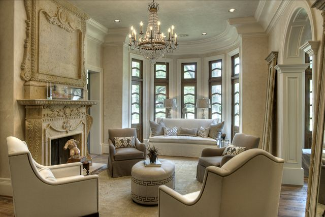 Parisian ChateauTracy Design Studio | Tracy Design Studio