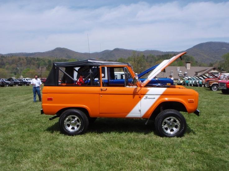 Classic Ford BroncoFord Bronco