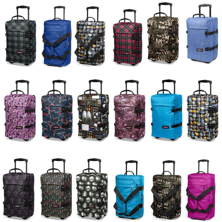 EASTPAK Reisegepäck Reisetasche Reisetrolley Trolley verschiedene Modell €39.95