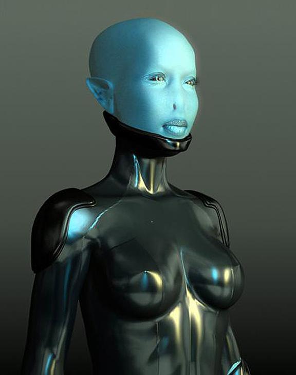 Sexy alien girl porn