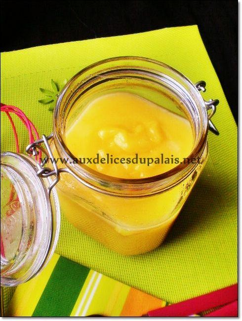 Lemon Curd, Créme au citron facile & Inratable
