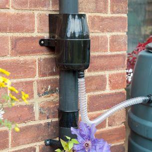 Gutter Mate Rainwater Diverter & Filter