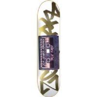 Zoo York Mix Tape Skateboard Deck - 8 x 31.9 - Zoo York Skateboards Decks - Warehouse Skateboards Skate Shop $49.99