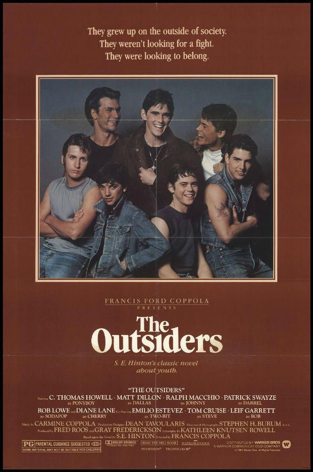 the triumphs of two gangs in the outsiders by s e hinton S e hinton is the author of a number of bestselling and beloved books for young adults, including that was then, this is now rumble fish, tex, and of course, the outsiders, which was written when she was just 16 years old.