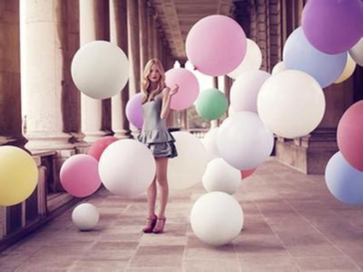 The Wedding Decoration Birthday Party Ballons 36 Inch 25g Latex Free Balloon Thickening Multicolor Latex Giant Huge Balloon BL4033 Online with $1.05/Piece on My_shop's Store | DHgate.com