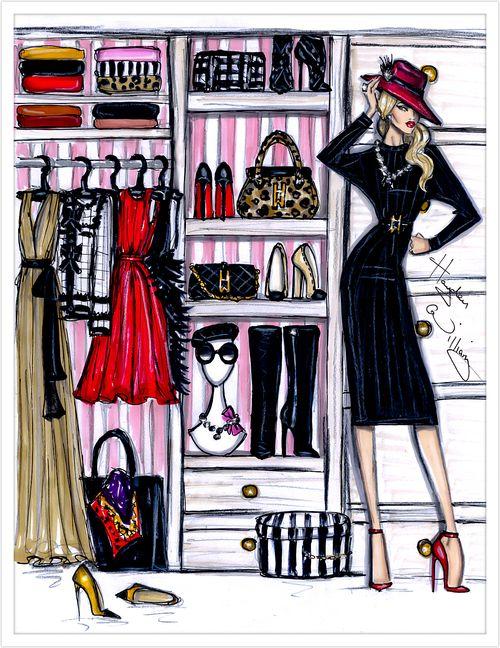Fashion Closet by Hayden Williams