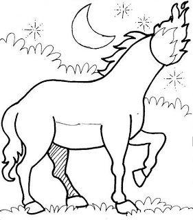 ESPAÇO EDUCAR: A lenda da mula sem cabeça texto com interpretação