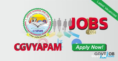 CGVYAPAM Recruitment 2017 - 828 Agriculture Extension Officer & Other Vacancies