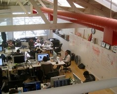 Inside Pinterest's Palo Alto Office [Pics] :: What are the workplace design features and services that help inspire the successful start up?
