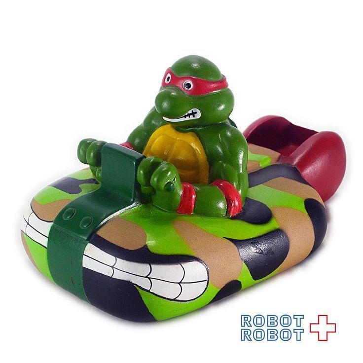 ニンジャタートルズ ラファエル ソフビフィギュア ソーキー  Teenage Mutant Ninja Turtles Bubble Bath TMNT RAPHAEL Vinyl Figure soaky #TMNT #ニンジャタートルズ #80s #アメトイ #アメリカントイ #おもちゃ #おもちゃ買取 #フィギュア買取 #アメトイ買取 #vintagetoys #ActionFigure #中野ブロードウェイ #ロボットロボット #ROBOTROBOT #中野 #タートルズ買取 #TMNT買取 #WeBuyToys