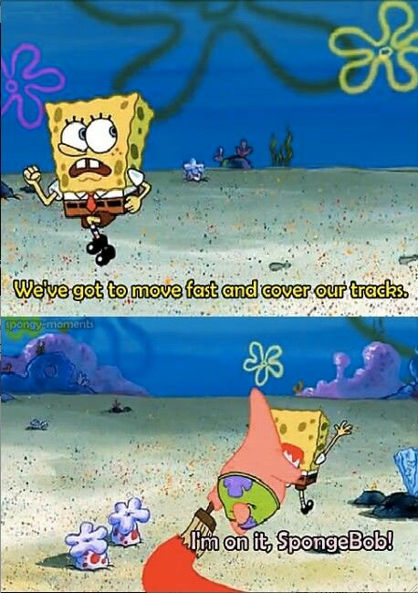 February 20, 2014's obsession of the day is PATRICK STAR!!!!!! O////O I love his so dumb, and cute....awkward too -shakes head- Oh Patrick ^^