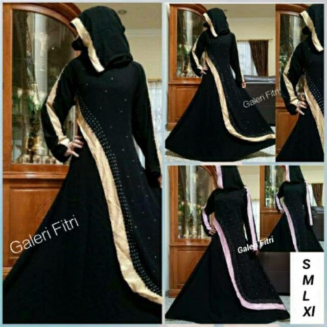 Temukan dan dapatkan Abaya saudi  di Shopee sekarang juga! http://shopee.co.id/arniati82/228803659 #ShopeeID