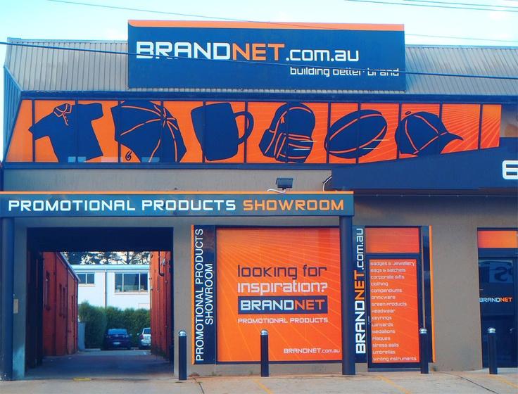 BrandNet - signage design & development