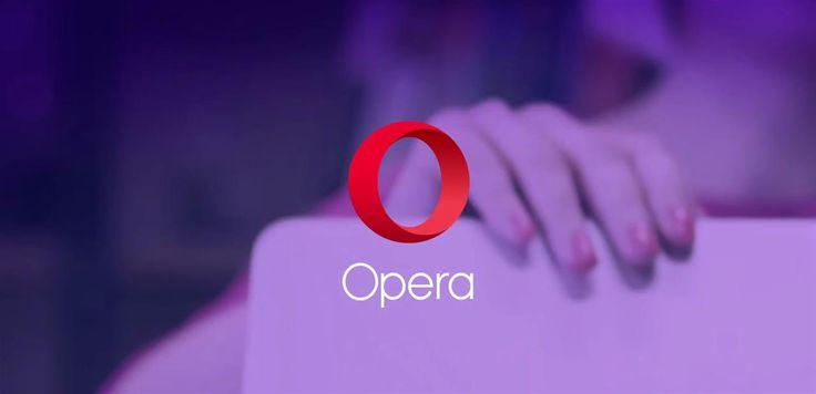 ⚡ Opera 45 renouvelle son interface et prévient lors d'une authentification non-HTTPS