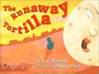 fun compare and contrast activities: The Gingerbread Man meets The Runaway Tortilla