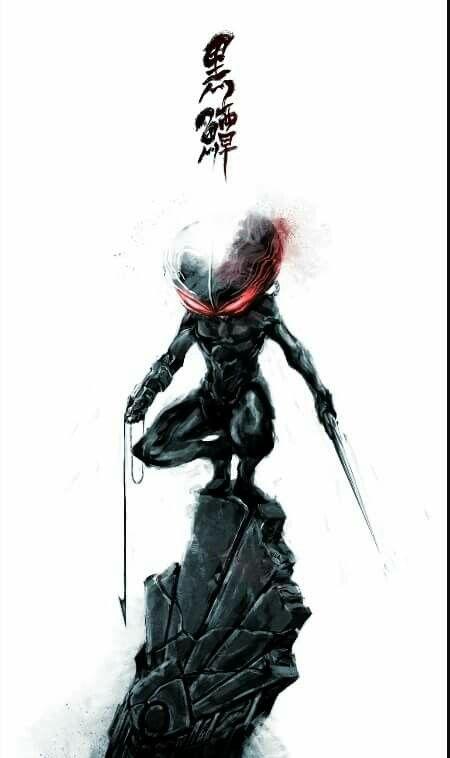 Black Manta (DC Comics).
