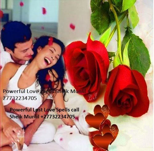 World's No.1 Love Spell Caster Lost Love Spells +27732234705 : World's No.1 Love Spell Caster Lost Love Spells +27732234705  For love prosperity in a relationship or marriage get a binding love spells to summon the ancestors to bind your hearts in eternal love and happiness. Do you feel like you're falling out of love or that your lover is falling out of love with you, consult Drngabi for binding love spells to help you experience more love, happiness and intimacy. Contact: ...