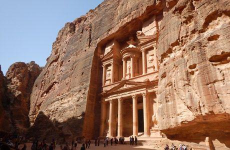 Tips de viajero: Petra, más imponente de lo que imaginaba