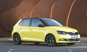 On the road: Skoda Fabia – car review...