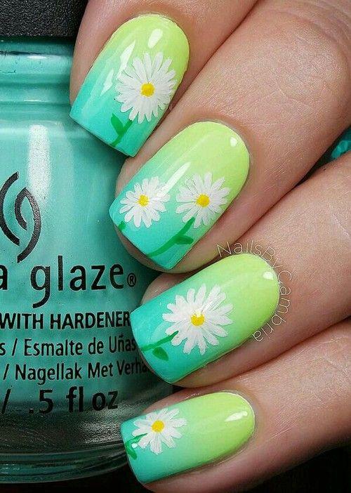 Mejores 30 imágenes de uñas en Pinterest | Diseños de uñas, Obras de ...