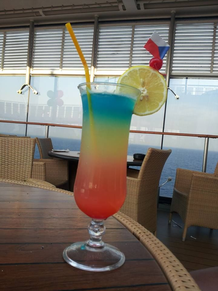 Purple-Rain-Cocktail | Cruises & Cruising | Msc cruises