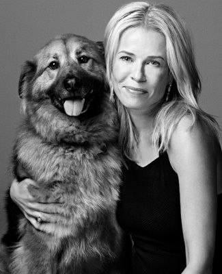 """chunk is my main squeeze, there's nobody I'm gonna love like chunk. no man, no woman, nothing. he's like my soul mate.""  - chelsea handler."
