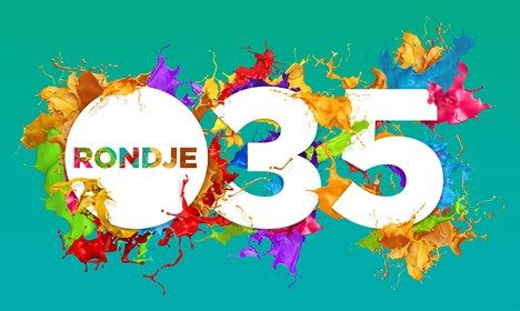 Festival Rondje 35 in Hilversum