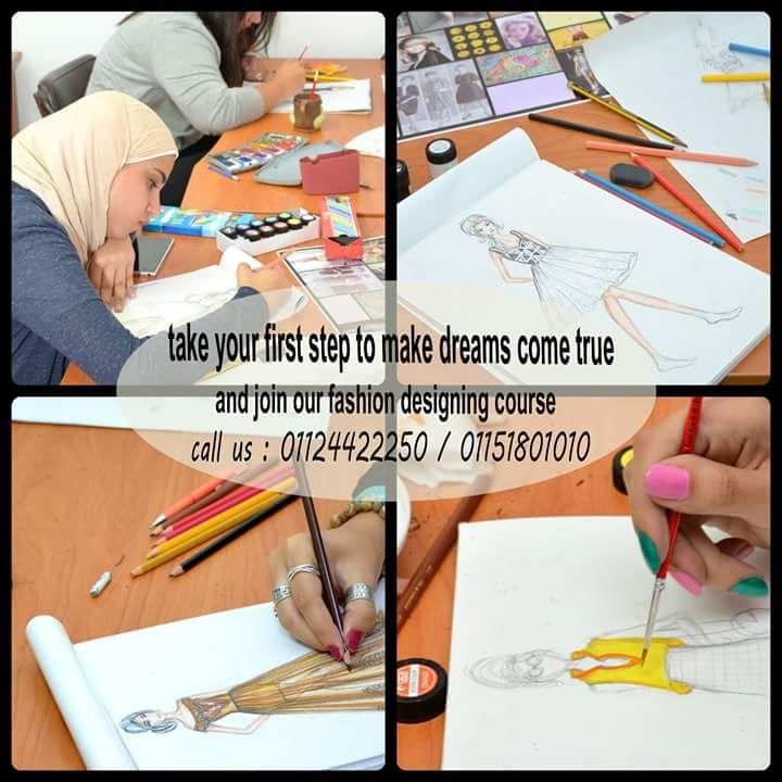 Phone 01124422250 19 Amin Zaki Heliopolis Al Golf Nasr City Cairo Governorate 11775 Cairo Egypt Fashion Designing Course Cairo We Fashion