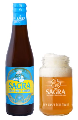 Inicio | Cerveza La SAGRA - Cerveza Artesanal Castellana