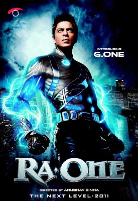 Ra. One (Hindi Movie)